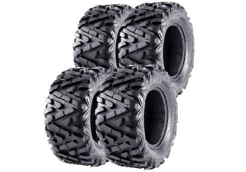 VANACC 26x8x14 26x10x14 ATV Tires Set of 4