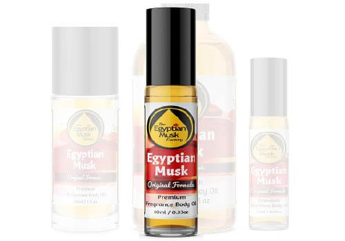 WagsMarket Egyptian Musk Oil