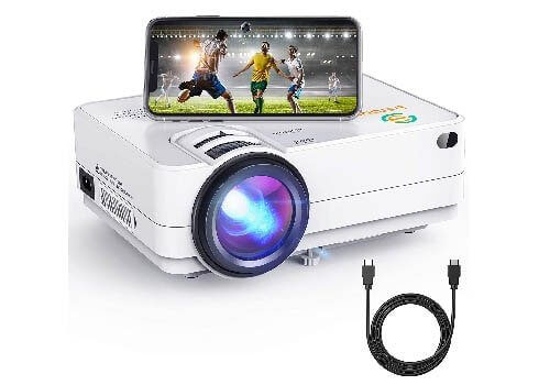 3Stone A5 4500 Lux Portable Movie Projector