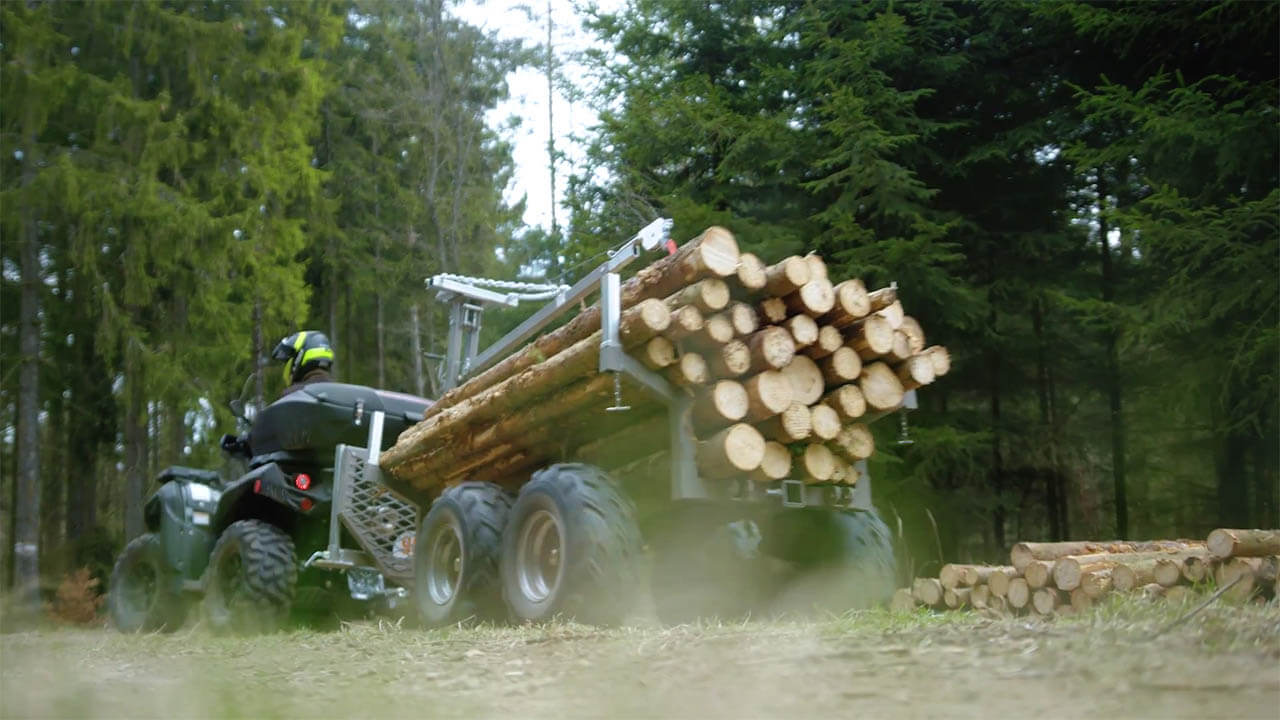 ATV Trailer For Hauling Wood Buying Guide