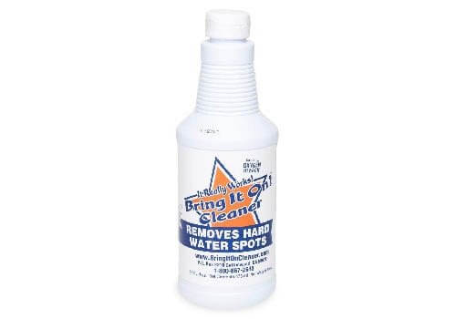 Bring It On Hard Water Grout Cleaner