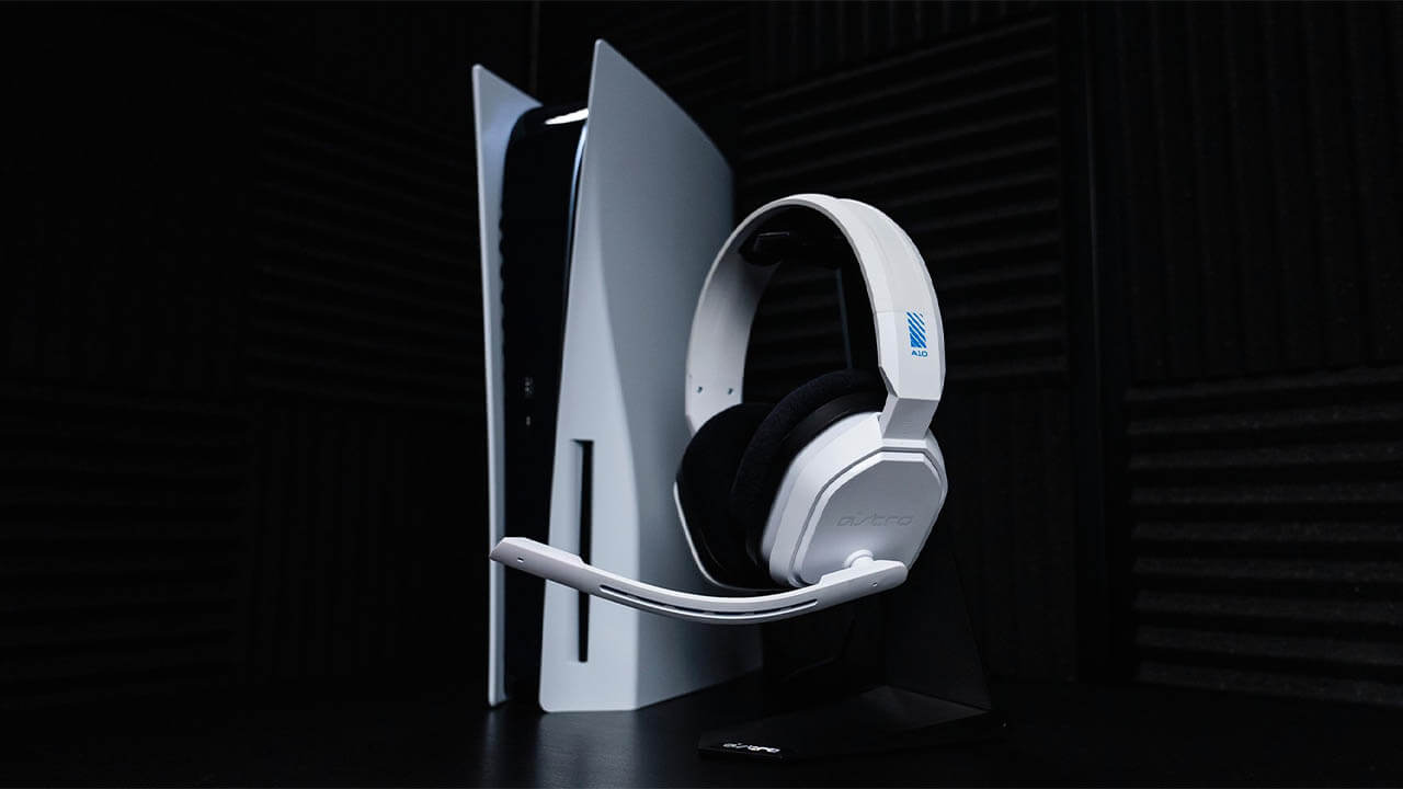 Gaming with Astro Headset